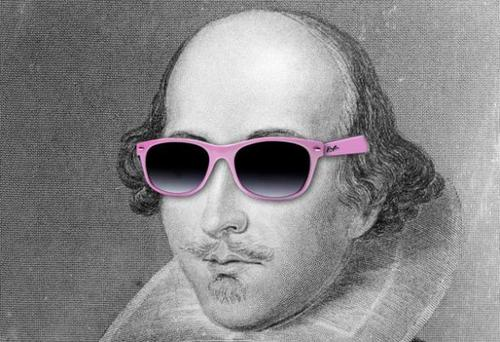 Image result for cool shakespeare