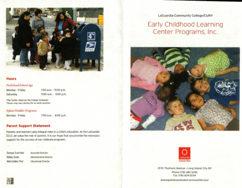 Digication Eportfolio Asap Lagcc Counseling Child Care And