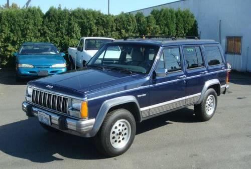 U002796 Jeep Cherokee