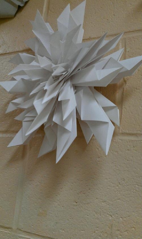Digication e portfolio briannam paper relief sculpture user uploaded content mightylinksfo