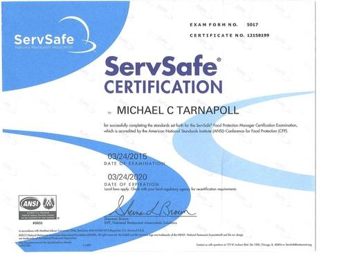 Digication e-Portfolio :: Tarnapoll, Mike-NS 4880 :: Certifications ...