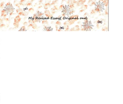 digication e portfolio  xieyin liangs portfolio  my revised  my revised essay