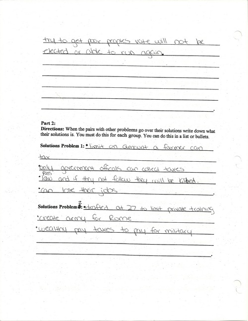 rome1 worksheet with answers - AR107 Art History I Germantown ...