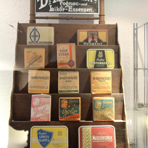 Packages from the German Packaging Museum