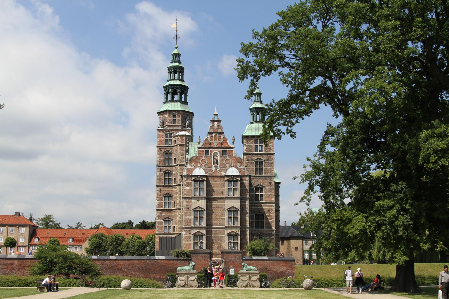 Scandinavia 2011 Douglas Stebila