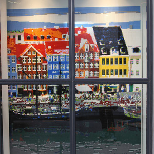 Lego version of Nyhavn