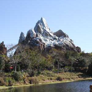 Expedition Everest at Disney