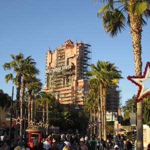Tower of Terror on Sunset Boulevard