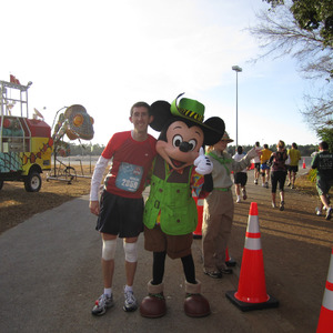 Walt Disney World Marathon • January, 2011