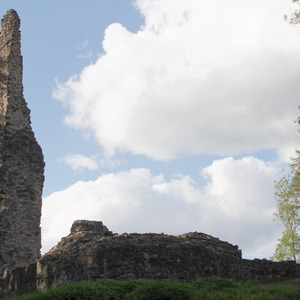 Ruins of Dagstuhl Castle