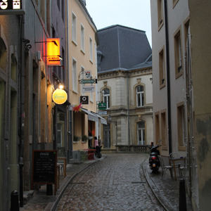 Rue du Nord and Onesto Restaurant