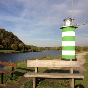 Lighthouse on Kemnader See, Bochum