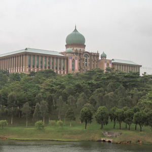 Perdana Putra, the Prime Minister's Office