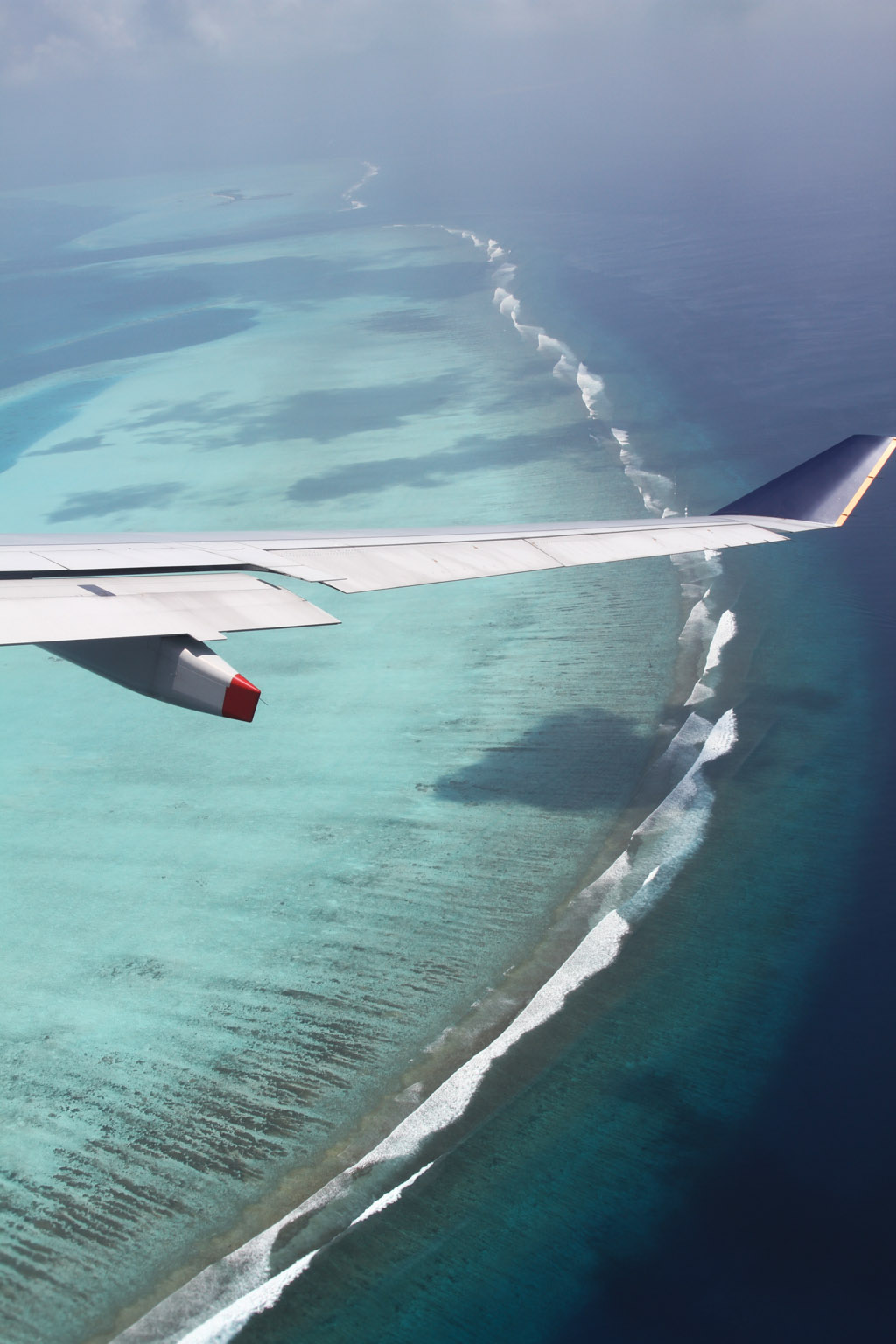 Visiting Maldives • Douglas Stebila