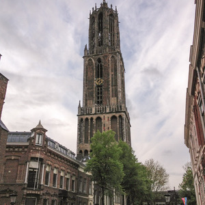 Bell Tower of the Utrecht Cathedral