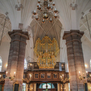 Organ of the German Church, Stockholm