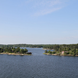 Islands in Stockholm archipelago