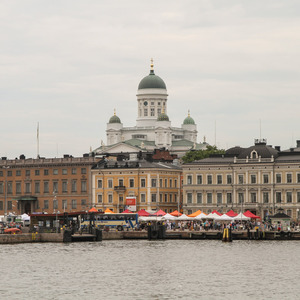 Market Square and Helsinki Cathedral
