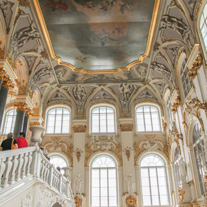 The Grand Staircase, the Hermitage