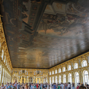The Great Hall, Catherine Palace