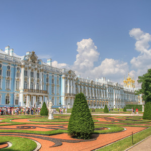 Gardens of Catherine Palace