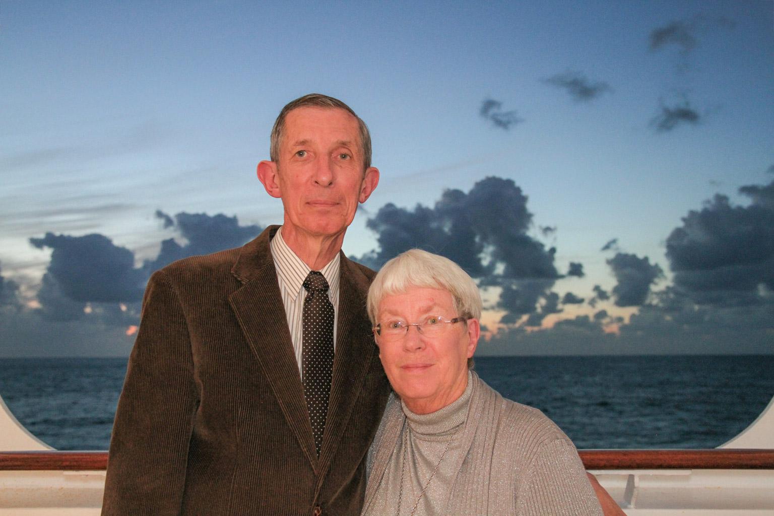 Queen Mary 2 Cruise October 2014 Douglas Stebila