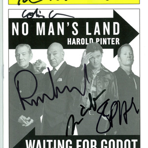 Playbill, Waiting for Godot