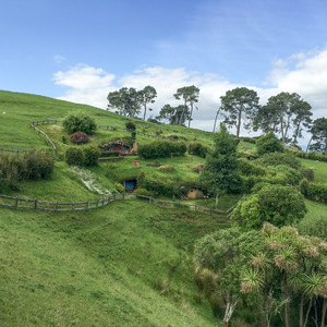 West Farthing, The Shire, Middle Earth