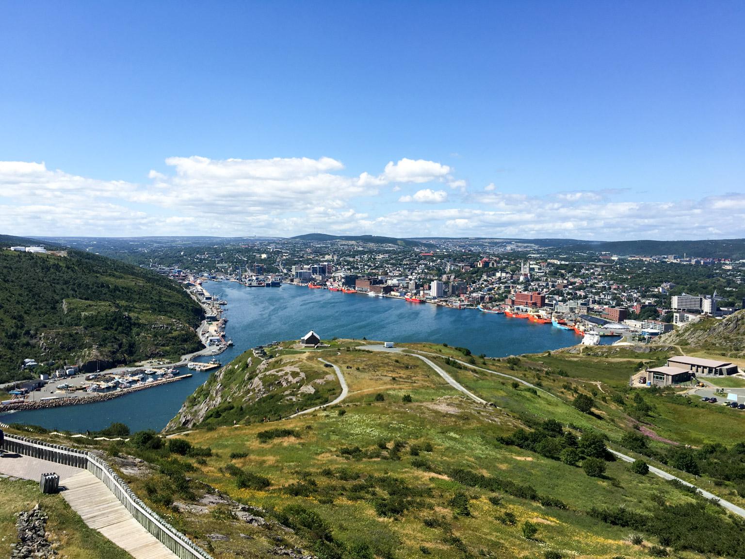 St John S Newfoundland August 2016 Douglas Stebila