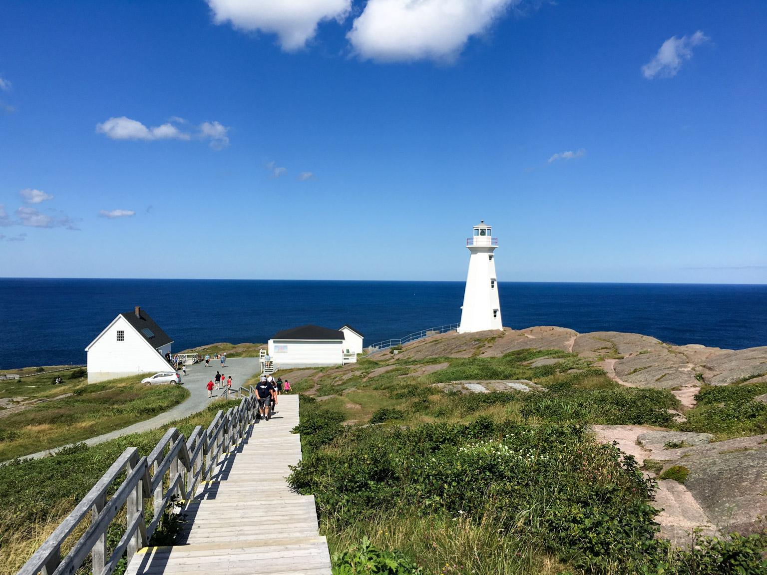 St. John's, Newfoundland August, 2016 • Douglas Stebila