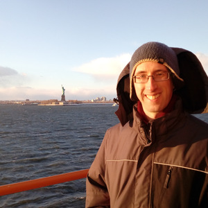 On the Staten Island Ferry