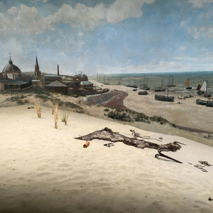 Panorama Mesdag, detail
