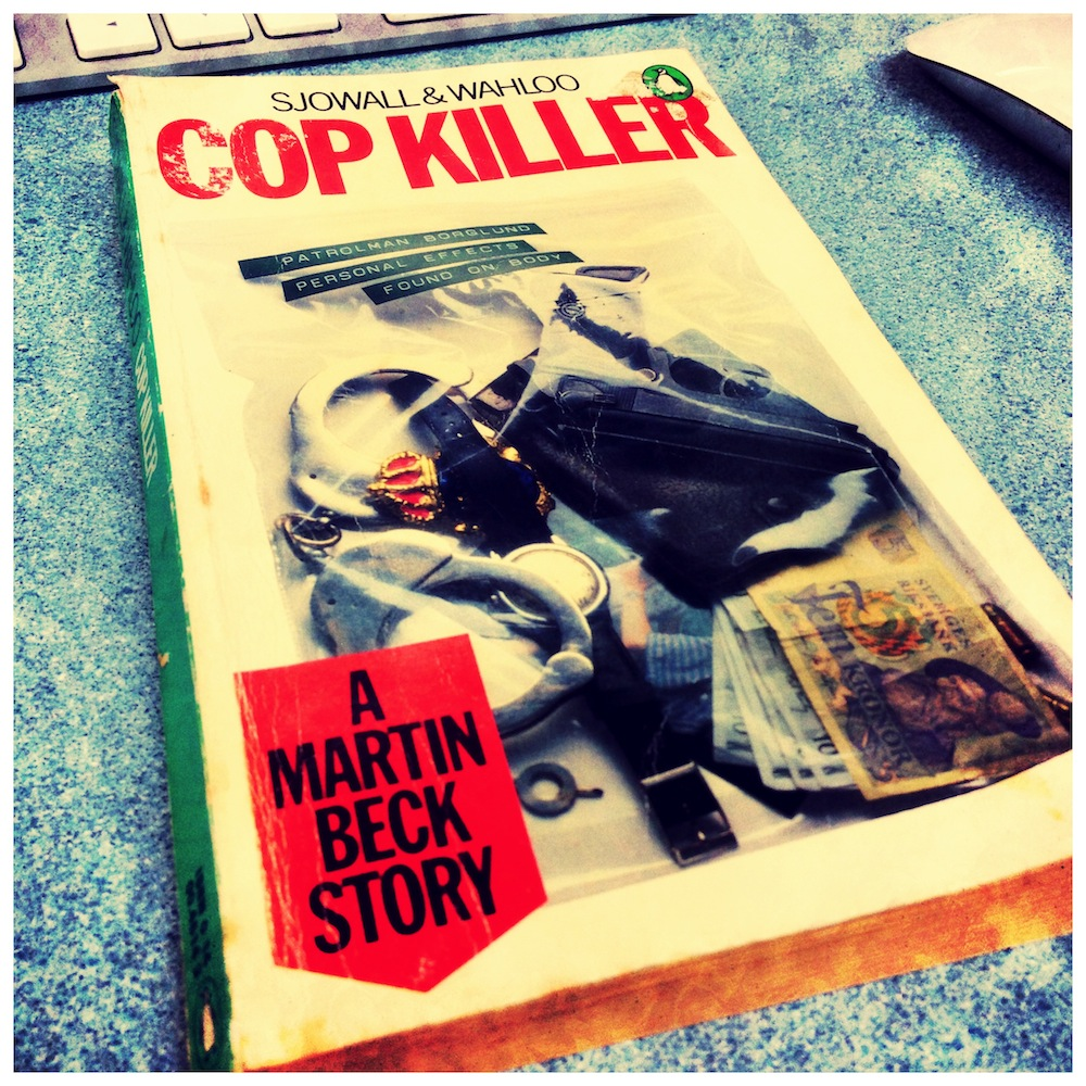 Cop Killer: Book 9 of 10 in the Martin Beck series of novels by Maj Sjöwall & Per Wahlöö