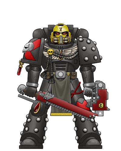 The Mad Nomads Veteran Sergeant