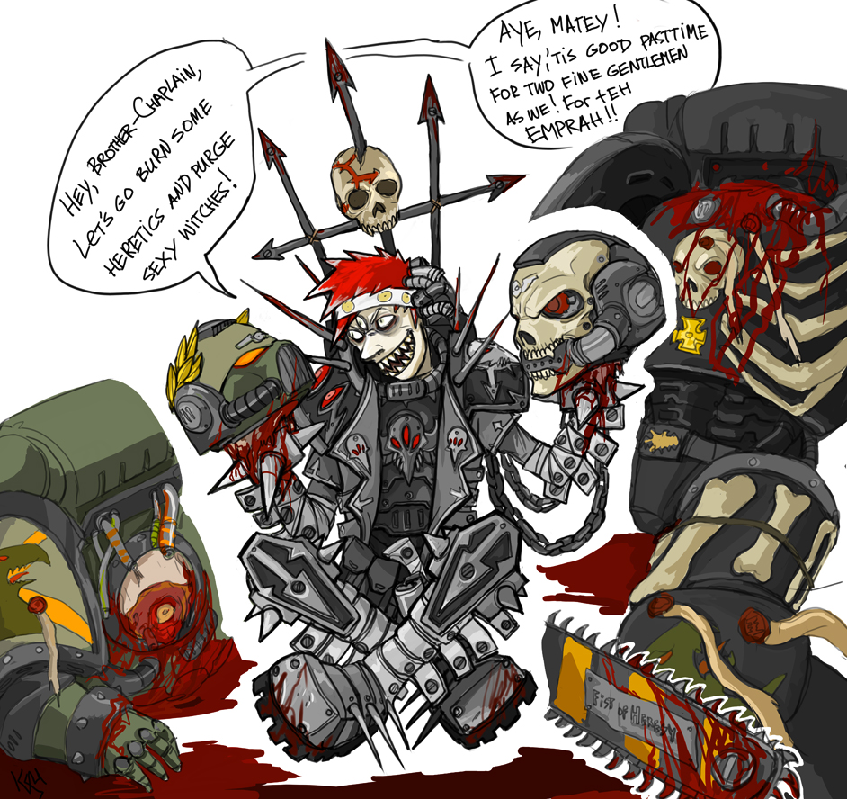 art %D0%9A%D0%BE%D0%BC%D0%B8%D0%BA%D1%81%D1%8B warhammer 40k heresy 519818_1466482713 who would like to see my puppet show?