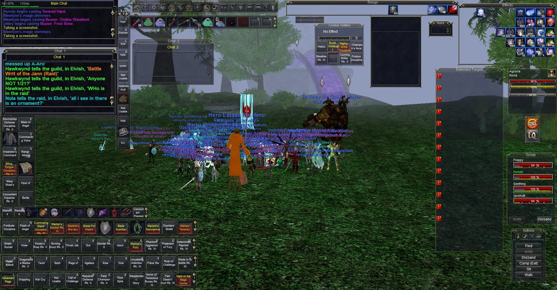 KOI of Firiona Vie - EverQuest - Knights of Infinity - Enjin