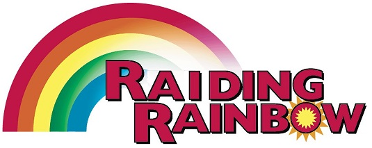 Raiding Rainbows Banner