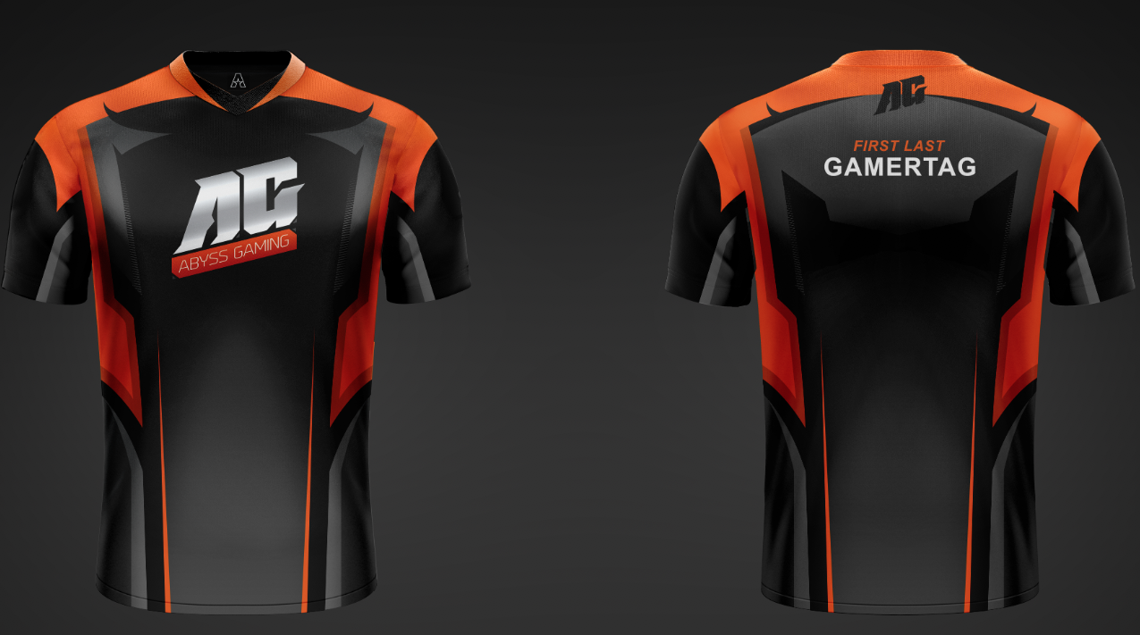 Draft 1 of eSports Jersey