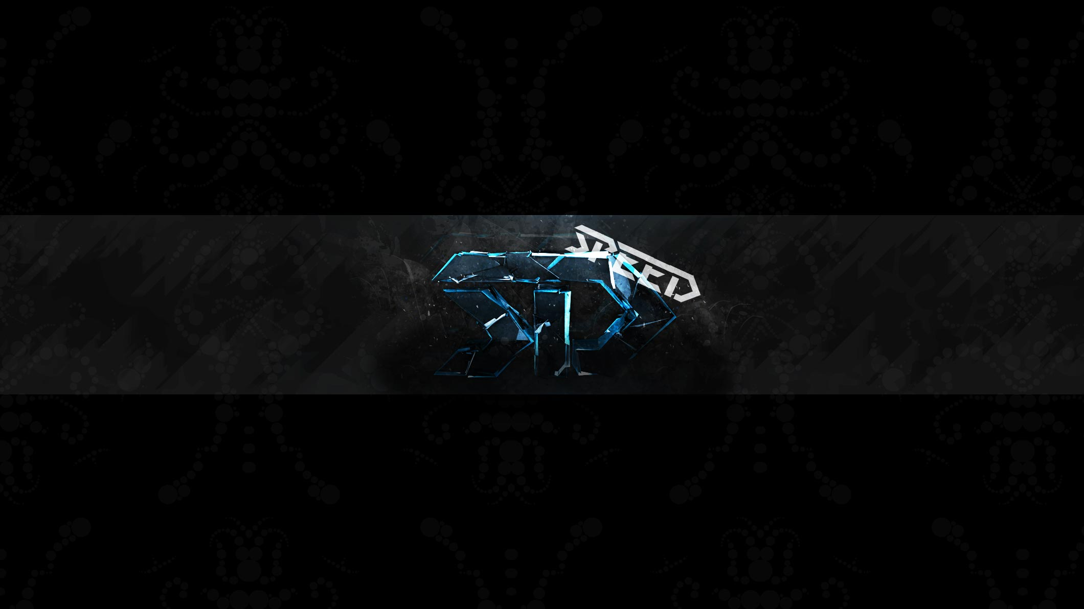 this is a youtube banner i made for myself