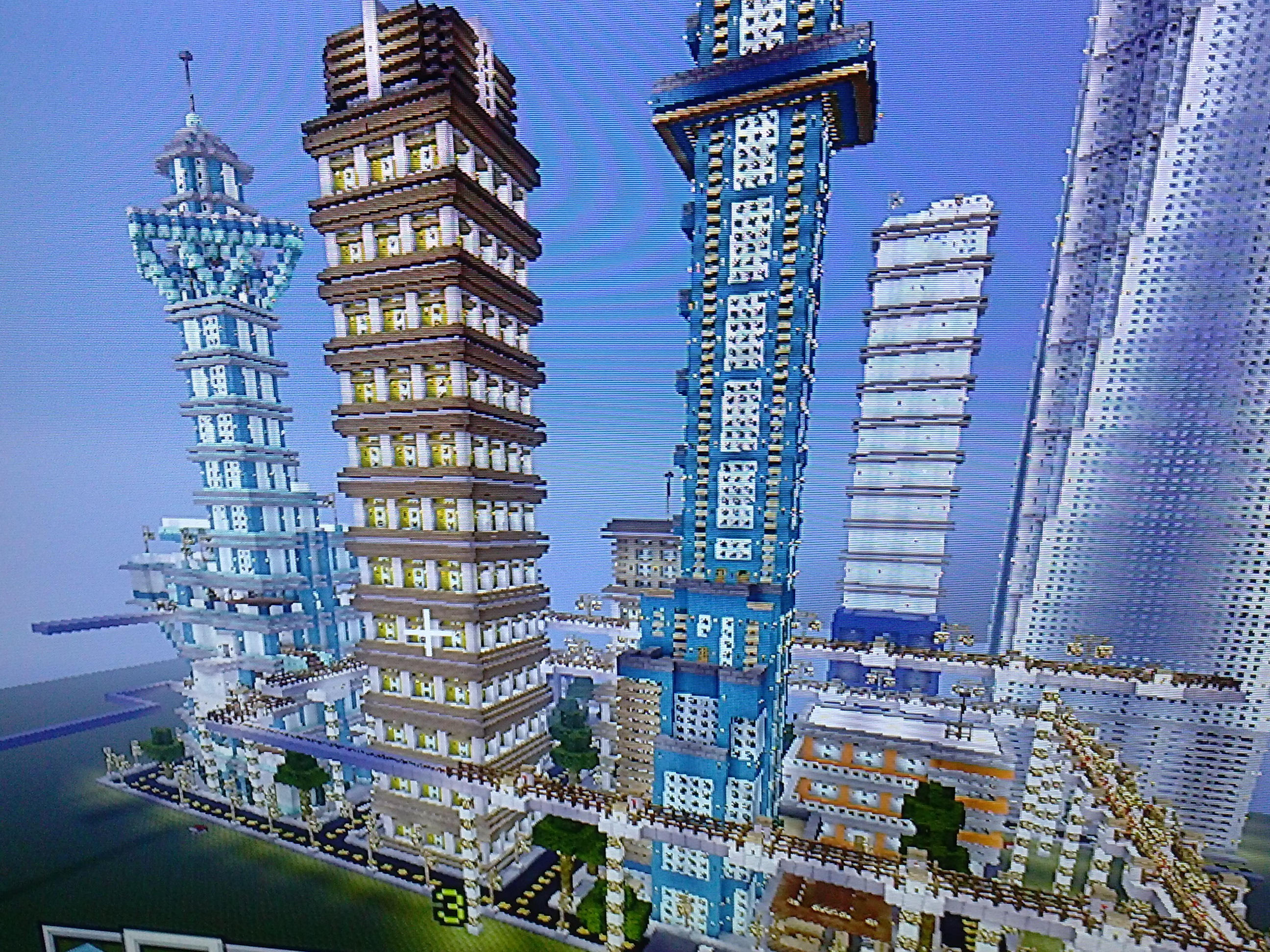 Minecraft City Builds Any Comments
