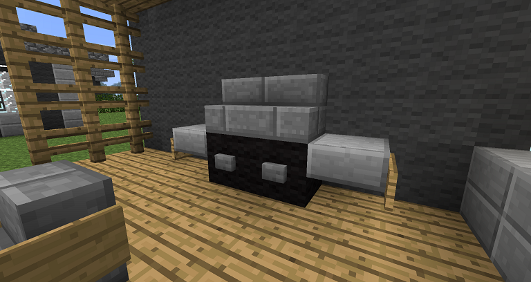 Bedroom Design Minecraft