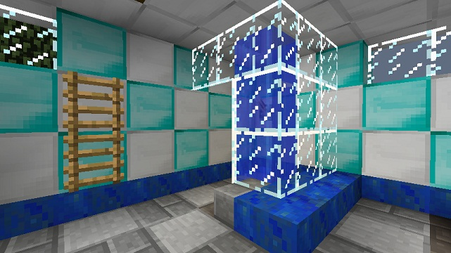 alt - Minecraft Bathroom Designs
