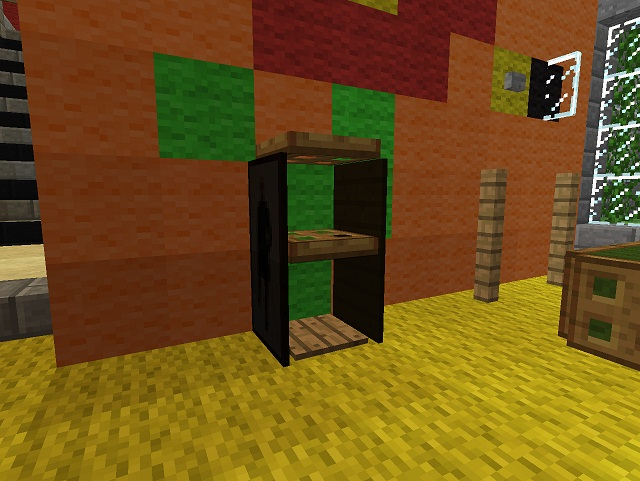 Minecraft Furniture Bedroom minecraft furniture - storage