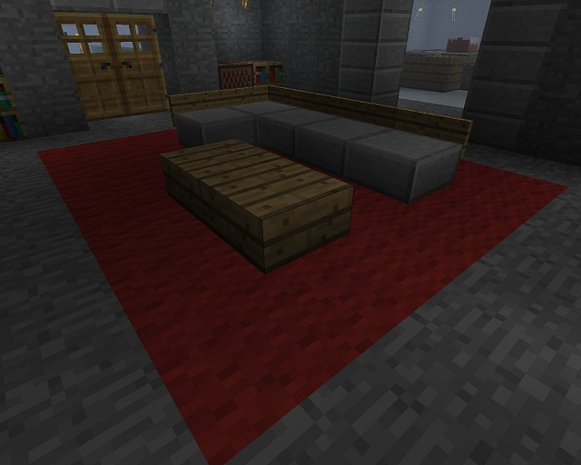 Minecraft Couch Guide