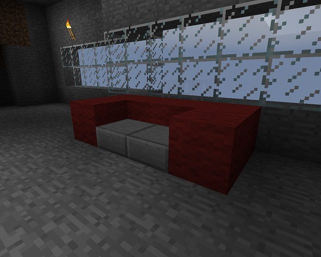 Minecraft Seating Tutorial