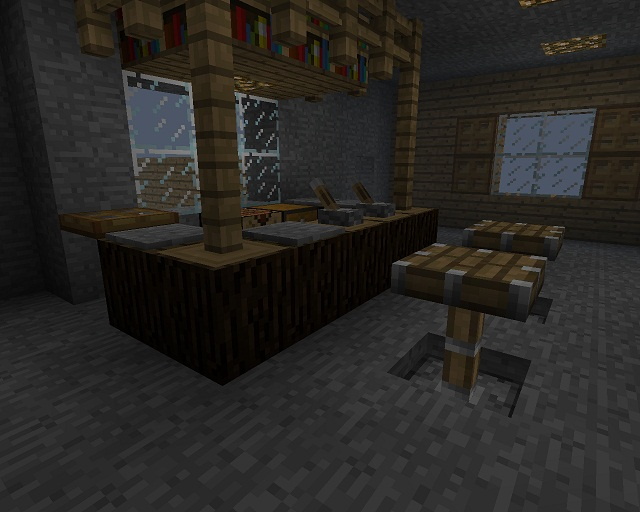 Minecraft Stool Guide