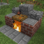 Minecraft Barbecues