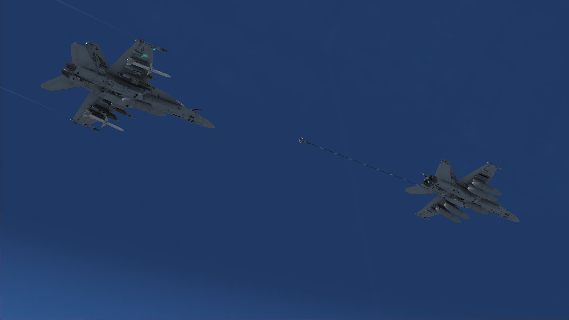 F16 VS F18 From a Pilot who drives both!