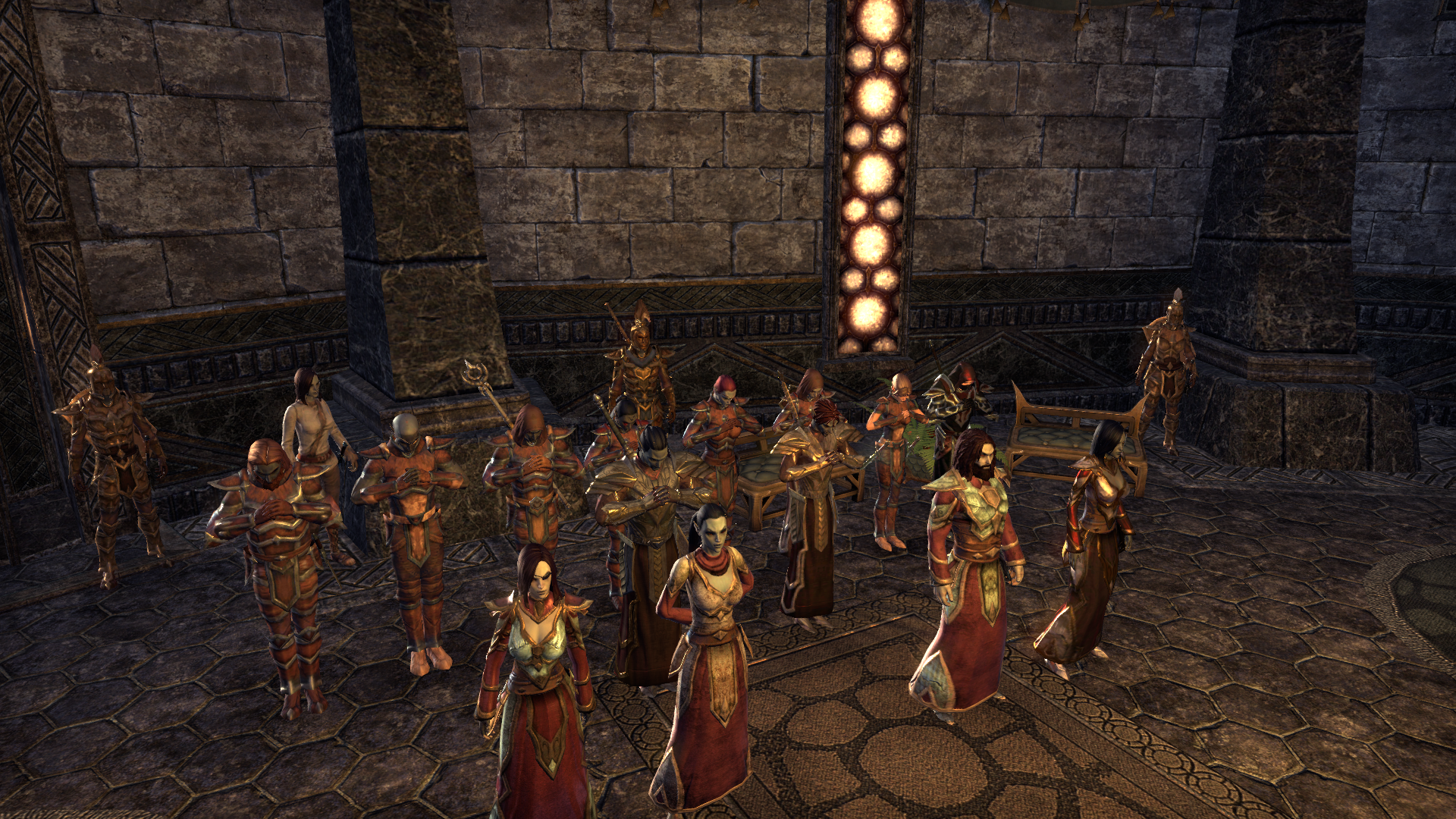 NA-EP] <<House of Redoran>> (All races, no Vamps/WW