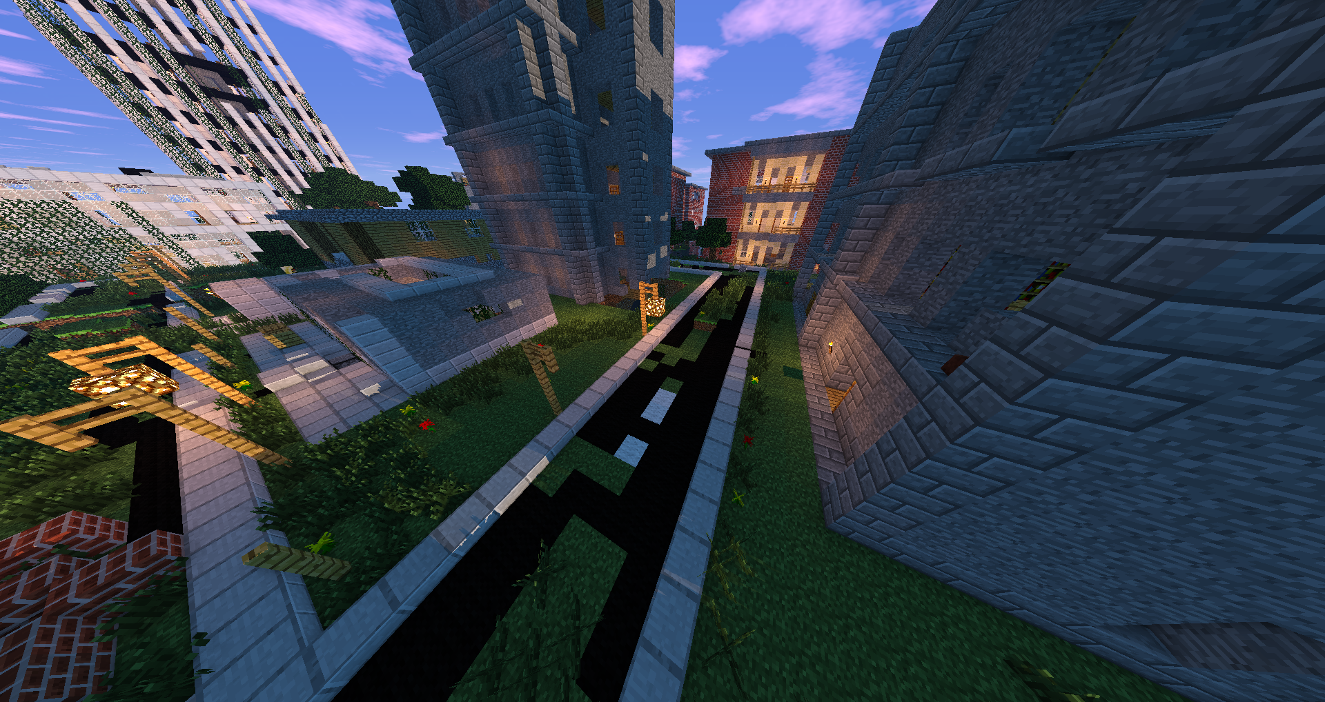 minecraft crafting dead seaport map download